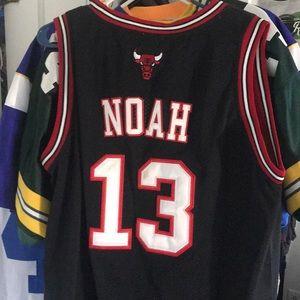 Joakim Noah NBA CHICAGO BULLS JERSEY